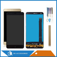 For Prestigio Grace S7 LTE PSP7551Duo PSP7551 DUO LCD Display With Touch Screen Digitizer With For Panasonic Logo + Tools Tape