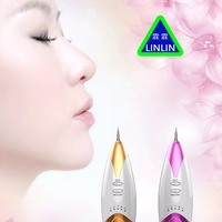 LINLIN Portable Laser Spot Removal Pen Mole Freckle Removal Machine Hot Sale Fluorescence Detect Skin Care