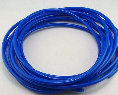Pu Aire Tubo Tubo Manguera 5 Metros Color Azul ID OD 8 mm X 5