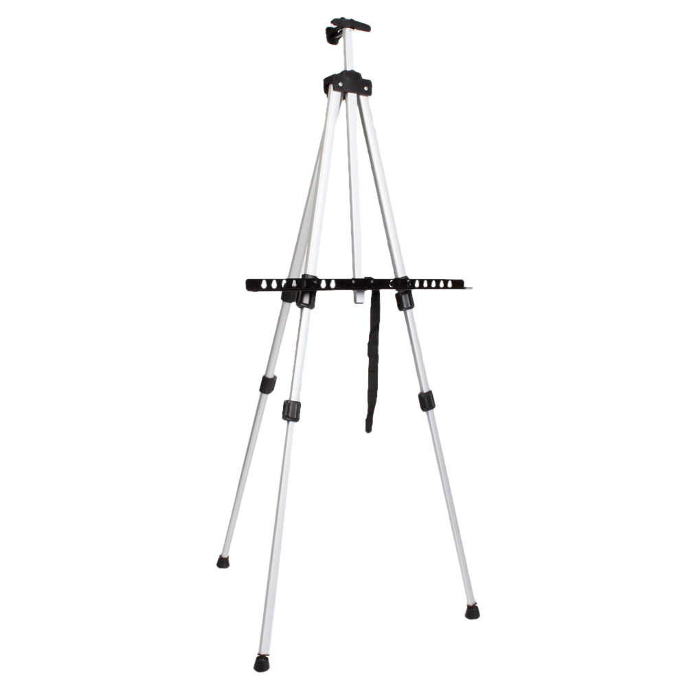 Painting Sketch Easel New Artist Aluminium Alloy Folding Light Weight Drawing Painting Canvas Bracket Stand With Nylon BagPainting Sketch Easel New Artist Aluminium Alloy Folding Light Weight Drawing Painting Canvas Bracket Stand With Nylon Bag