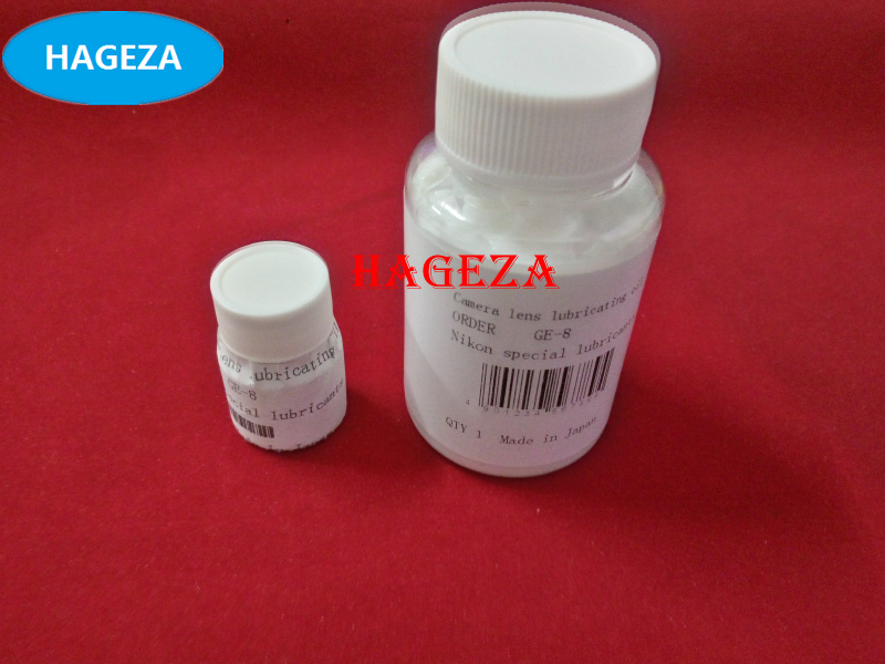 New And Original GE-8 For Camera Lens Special Lubricating Oil, Grease, Lubricant, Reduce Resistance
