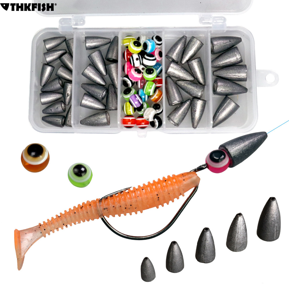 best top 10 bullet sinker kit list and get free shipping