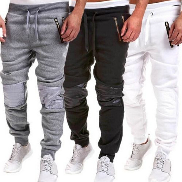 Special offer 2016 mens pant hip hop joggers fashion trousers  Thicken velvet sweatpants casual pants fitness pantalones hombre