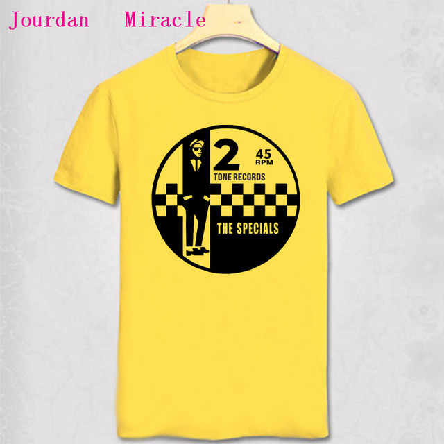 Enjoy Yourself-The Specials 2 Tone T-Shirt 2 Tone Ska Reggae Musique années 80