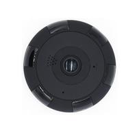 HD 1080P WiFi Mini Panoramic Camera 360 Degree Fisheye Camera Video Storage 64GB Remote IR CUT