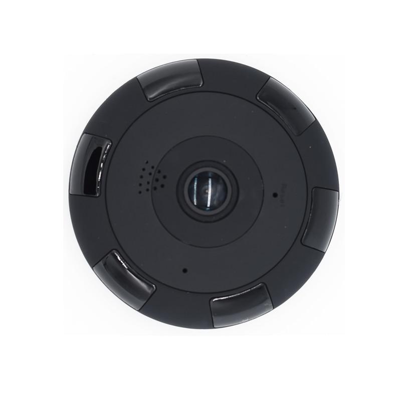 HD 1080P WiFi Mini Panoramic Camera 360 Degree Fisheye Camera Video Storage 64GB Remote IR-CUT Onvif Audio-in hiperdeal accessories parts remote control 3d vr360 mini 360 degree panoramic wireless wifi ip fisheye camera audio 1080p dec28