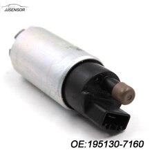 10 Шт./лот Электрический Топливный Насос Для Mitsubishi Mazda195130-7030 195130-7160 195130-6970
