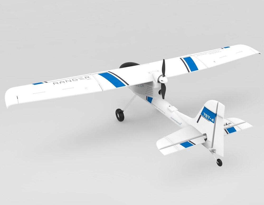 Volantex 757-4 Ranger RC KIT Plane Model W/O Brushless Motor Servo ESC Battery hsd epo red sky surfer rc kit gilder plane model w o motor servo 20a esc battery