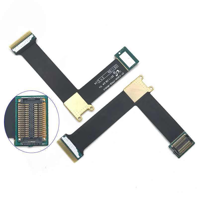 10 Cái/lốc Mới Mainboard Cáp Mềm Cho Samsung E2600 GT-E2600 Chính Ban Bo Mạch Chủ Kết Nối Màn Hình LCD Cáp Mềm Sửa Chữa Một Phần
