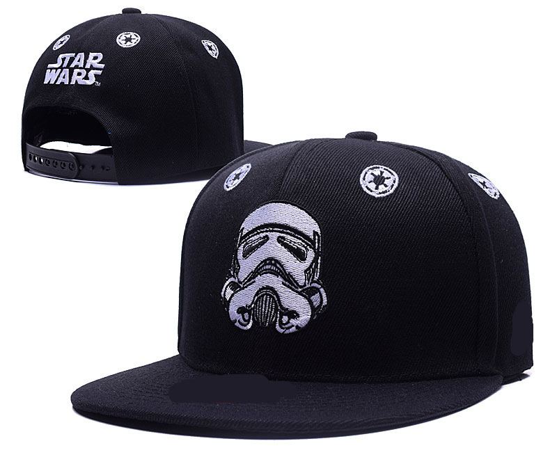trend summer new fashion star wars Embroidery cotton man women hip hop Hat Flat Along Trendsetter couple snapback Baseball caps new 2017 hats for women mix color cotton unisex men winter women fashion hip hop knitted warm hat female beanies cap6a03
