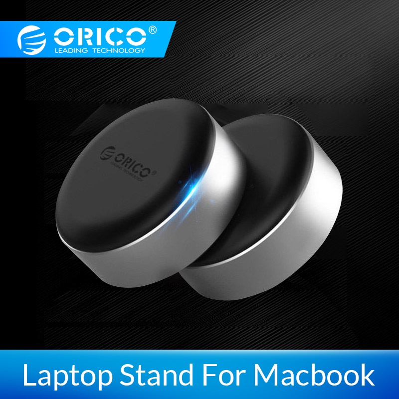 ORICO Laptop Stand Aluminum Portable Cooling Pad For MacBook Laptop Cool Ball Heat Dissipation Skidproof Pad Cooler Stand 2 PCSORICO Laptop Stand Aluminum Portable Cooling Pad For MacBook Laptop Cool Ball Heat Dissipation Skidproof Pad Cooler Stand 2 PCS
