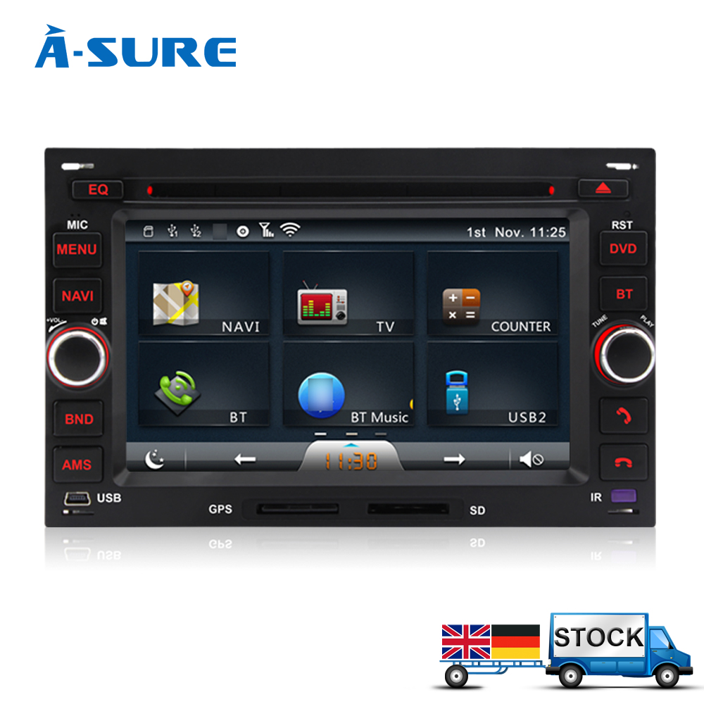 a sure dvd radio player 2 din gps navigation for vw golf 4. Black Bedroom Furniture Sets. Home Design Ideas