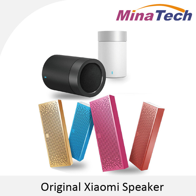 Original xiaomi speaker version 2 cannon TYMPHANY speaker 1200mah battery xiaomi bluetooth speaker 2ND PC + ABS material BT 4.1