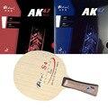 Ракетка Pro Combo Настольный теннис Палио S4 с AK47 красно-AK47 синий каучуков