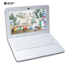 BDF Notebook 10.1 Inch Original design Android 6.0 Laptop Quad Core WiFi Mini Ne