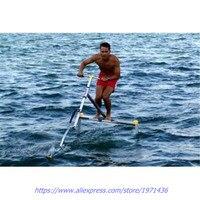 Очень забавный парк развлечений водные игры оборудование ездить на велосипеде спортивный водный велосипед