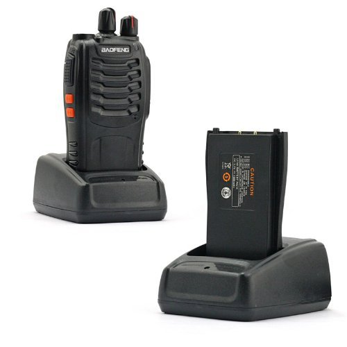 Walkie Talkie Two Way Radio BAOFENG BF-888s Transceiver Handheld Interphone Free Express 10pcs/lot