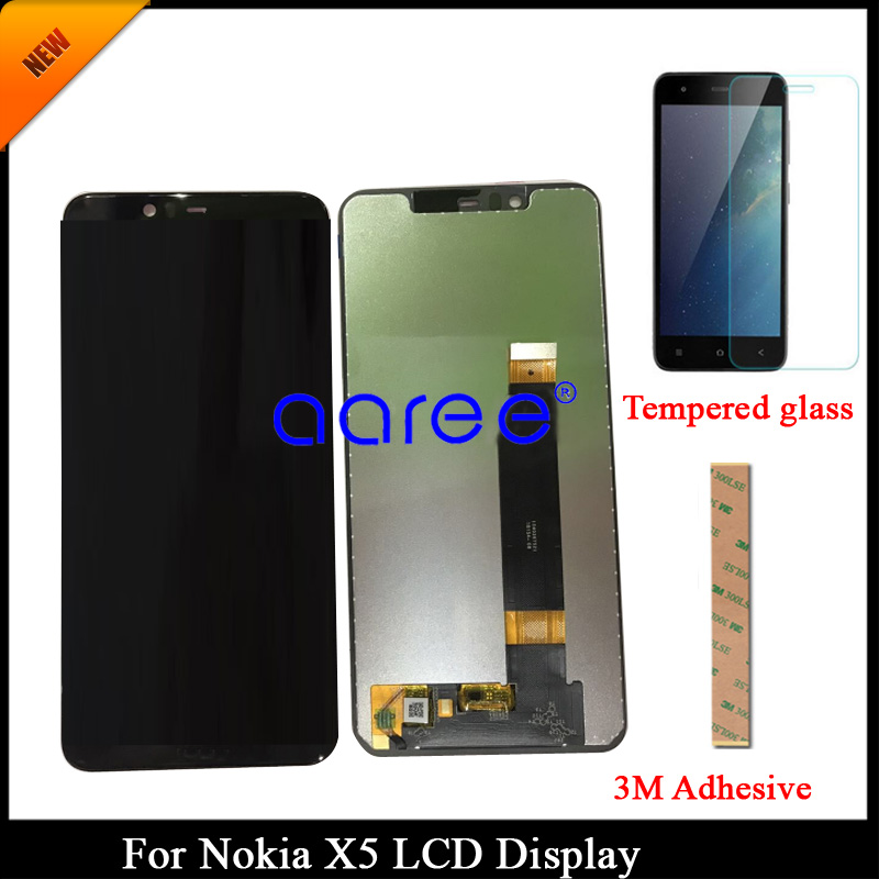100% tested Grade AAA LCD Display For Nokia Lumia X5 LCD Display For Nokia X5 LCD Screen Touch Digitizer Assembly