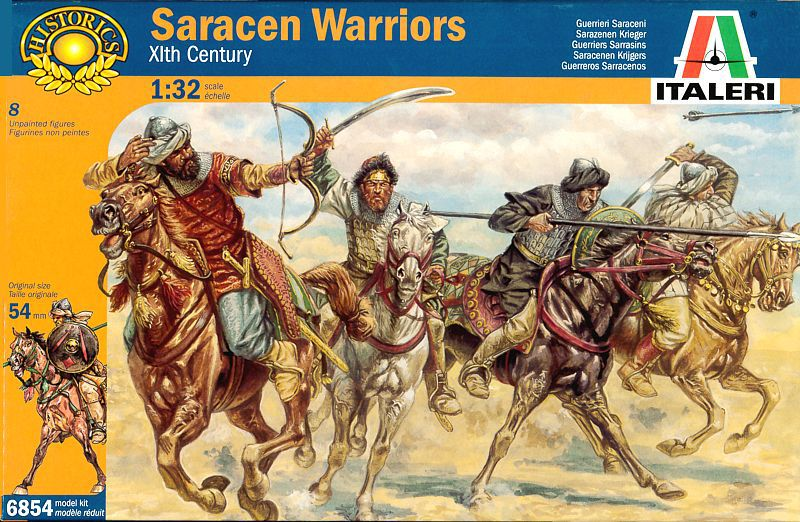 Image Gallery saracen warriors