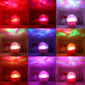 1Pc Ocean Colorful Diamond Projection Led Night Light With Speaker Party Lamp  Worldwide store