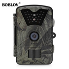 BOBLOV CT008 1080P Photo Trap Hunting Camera Infrared Digital Trail Camera 12MP 940nm IR LEDs Night Vision Wildlife Cameras