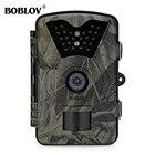 BOBLOV CT008 1080P Photo Trap Hunting Camera Infrared Digital Trail Camera 12MP 940nm IR LEDs Night Vision Wildlife Cameras