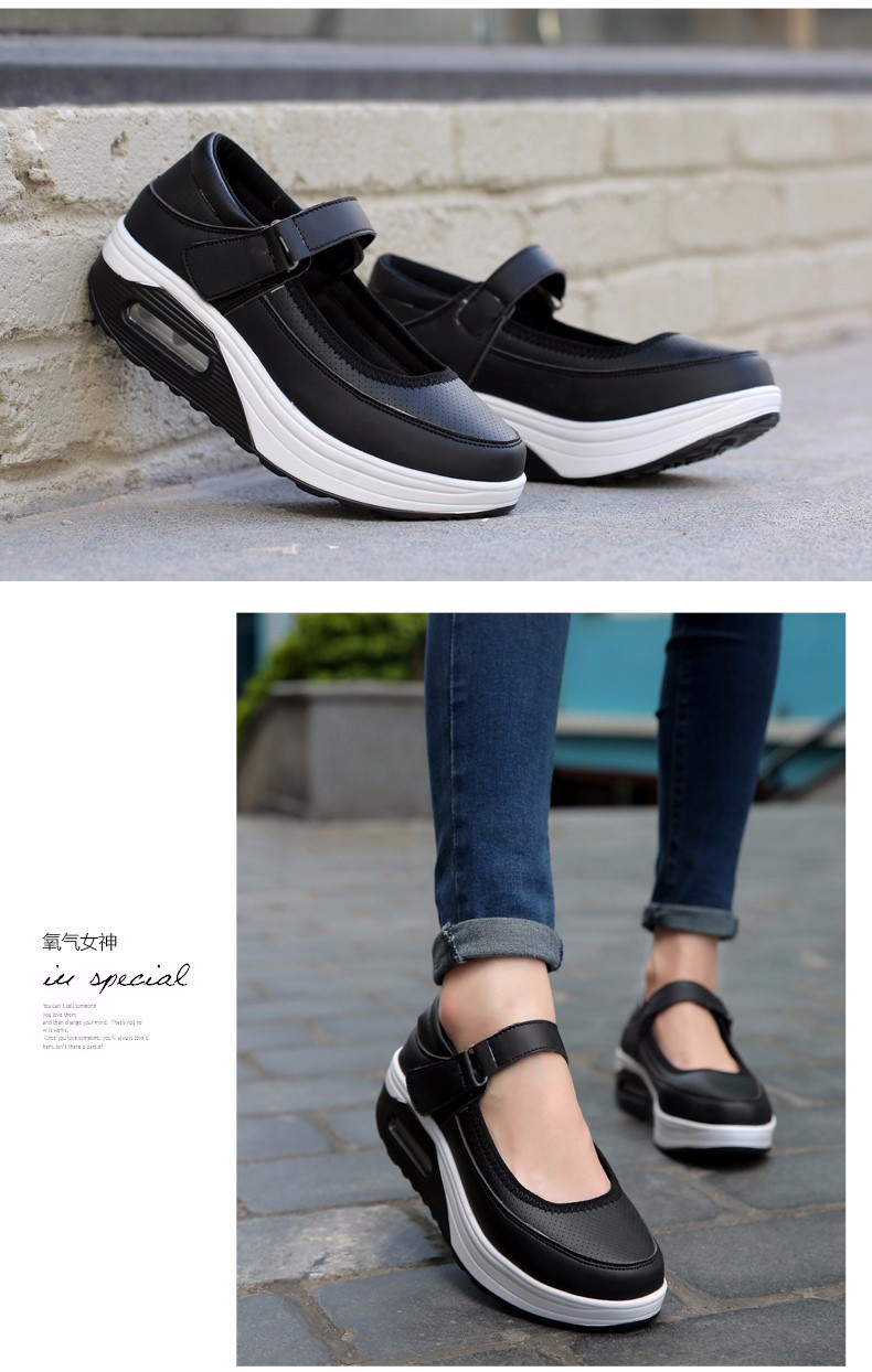 Mary Janes Style Women Casual Shoes Fashion Low Top Platform Shoes zapatillas deportivas mujer Breathable Women Trainers YD129 (22)