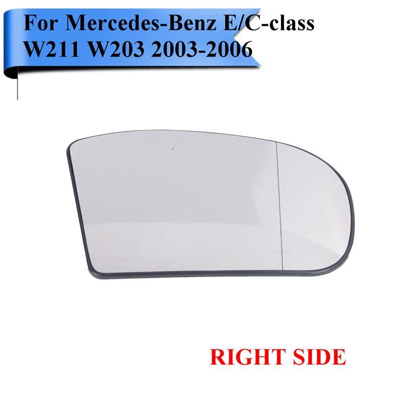 Summit SRMI-101 Car Door Mirror Left Hand Side,Clear Indicator