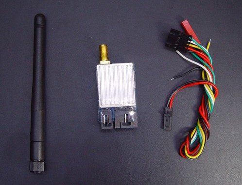 original Boscam FPV 5.8Ghz 5.8G 400mW Video Audio Wireless Transmitter TS353 Tx For RC Multicopter 4Km Distance Range boscam 5 8ghz 200mw 8 channel fpv audio video transmitter