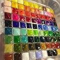 Japão 36/18/54/90 aquarela aquarela pigmentos acuarela profesionales são divididos em macarons aquarelle sulu boya verf