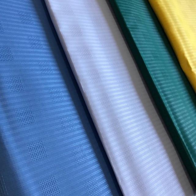 BlackWin Africano, Nigeriano di Atiku tessuto per uomo tessuto di pizzo per l'indumento di colore puro cotone 100% tessile in 5 metri- j5