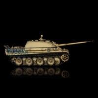 1/16 масштаб HengLong желтый Пособия по немецкому языку Cheetah Р/У танки из металла треков колеса 3869