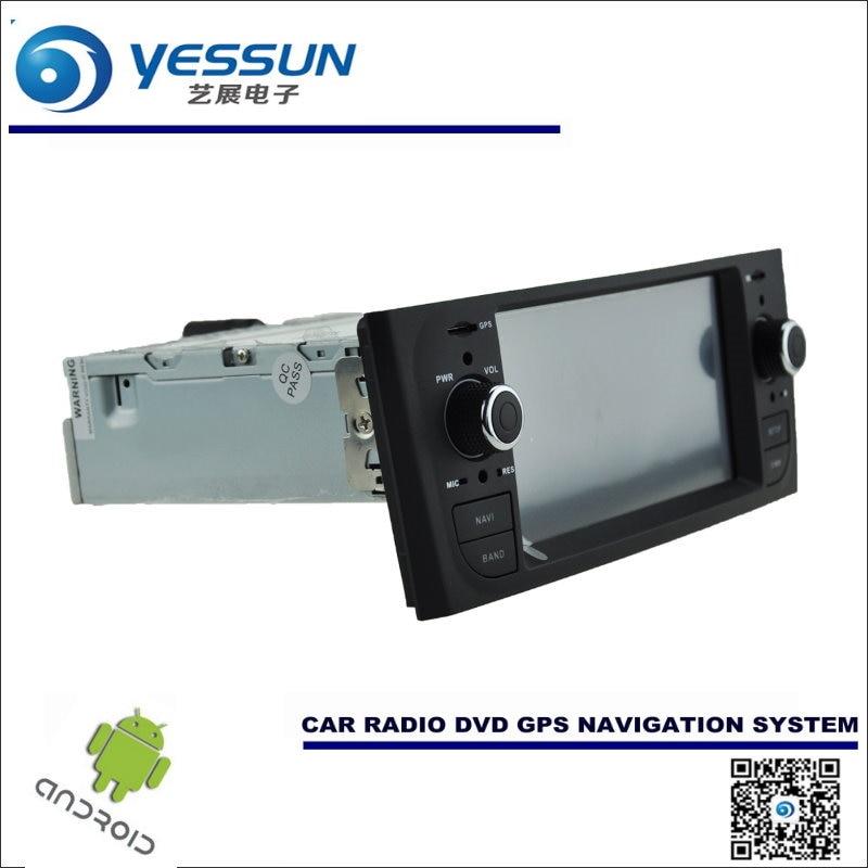 Android Sistema de Navegación del coche Para Fiat punto Linea 2007-2011-Radio CD