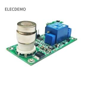 Image 2 - Mg811 이산화탄소 모듈 co2 센서 모듈 직렬 출력 대기 품질 감지 릴레이 제어