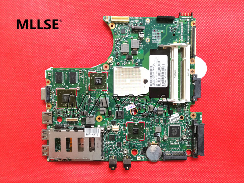 585221-001 laptop Motherboard with disrecte Graphics fit For HP PROBOOK 4515S 4416S NOTEBOOK PC DDR2 100% tested working 20pcs free shipping bd139 d139 to 126 npn 1 5a 80v npn epitaxial triode transistor new original