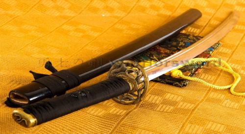 Μάχη έτοιμη Katana 1095 Χάλυβα Άργιλο - Διακόσμηση σπιτιού - Φωτογραφία 2