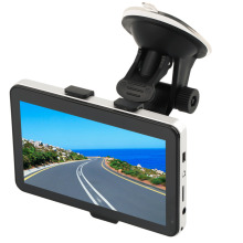 "5"" Inch Portable Truck Lorry GPS Navigation SAT NAV Maps Update 8GB US Hot selling"