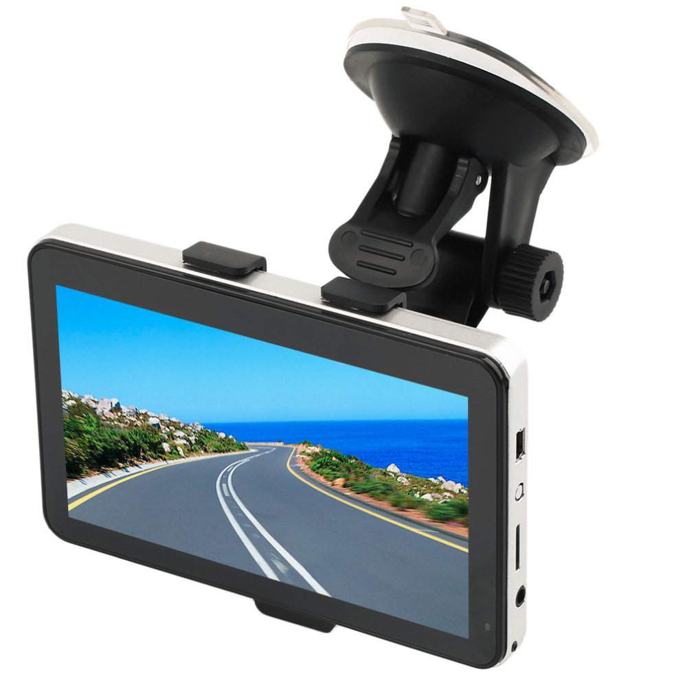 Online Buy Wholesale Truck Gps Navigation From China Truck Gps - Sat nav with usa and europe maps