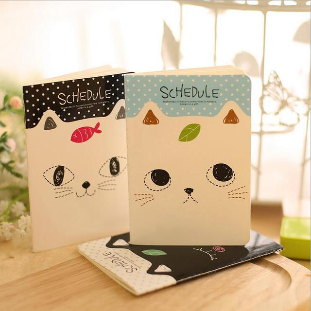 Kid's Cat Themed Notebook