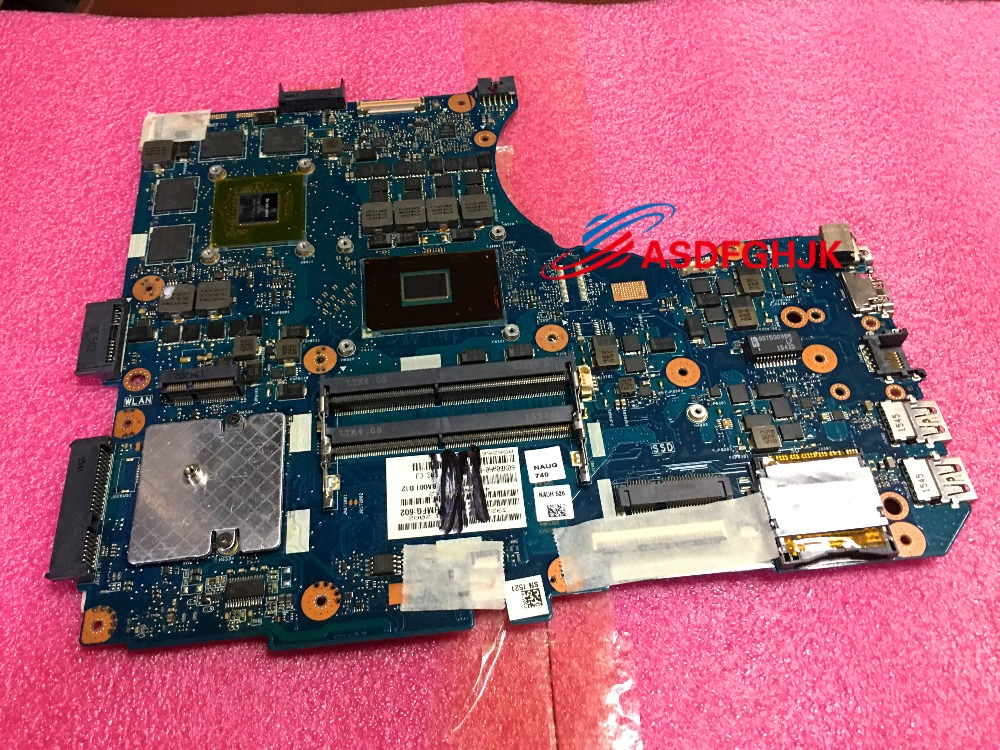 Original N551VW mainboard For <font><b>ASUS</b></font> G551VW FX51VW N551VW <font><b>N551V</b></font> G551V FX551V Laptop Motherboard WITH I7-6700HQ CPU 100% TESED OK image