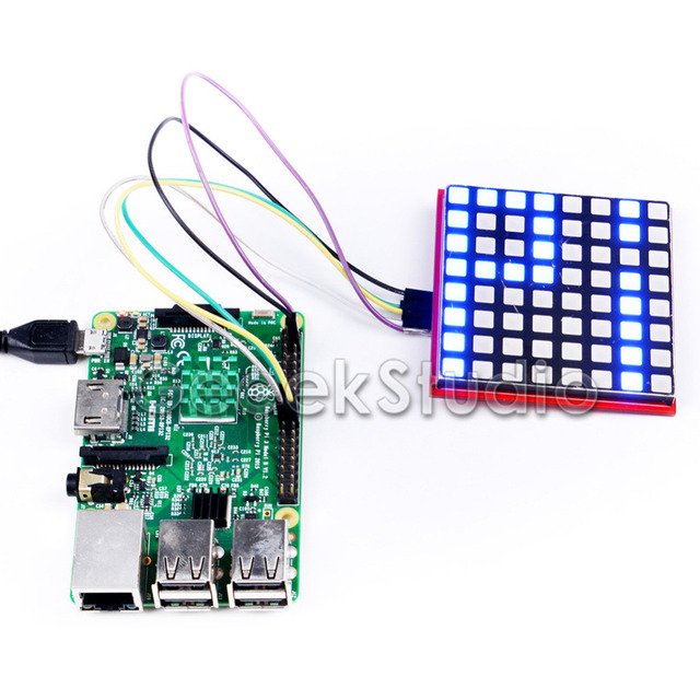 Raspberry Pi Led Rgb