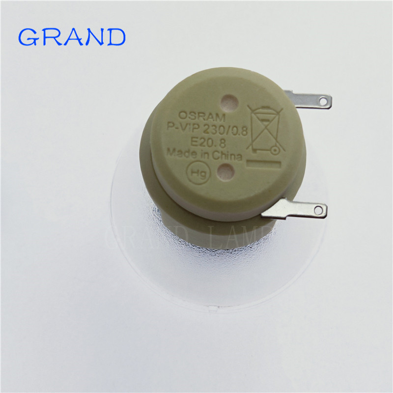 Original W1100 W1200 W1200 + P-VIP 230/0. 8 E20.8/5J. J4G05.001 pour ampoule de projecteur BenQ