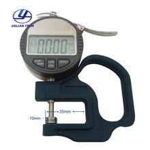 0-12.7mm Digital Display Micrometer Thickness Gauge Division Value 0.001mm BY01 for paper film