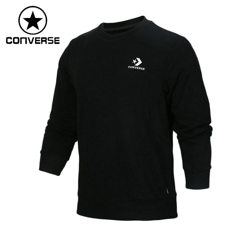 Trainings- & Übungs-sweater Sportbekleidung EntrüCkung Original Neue Ankunft Converse Stern Chevron Emb Crew Männer Pullover Trikots Sportswear