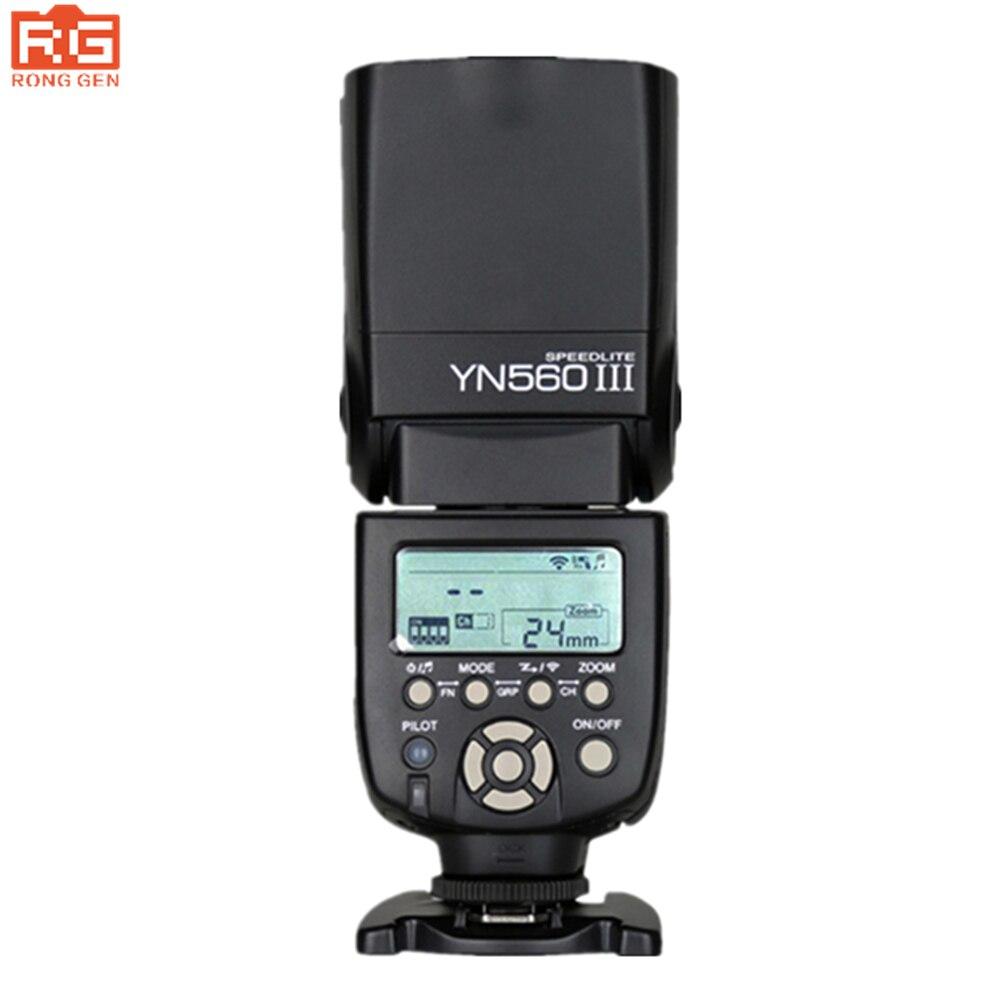 YONGNUO 2.4G Wireless Flash Speedlight YN-560 III for Canon Nikon Pentax Sony Panasonic DSLR Cameras,YN560 III,YN560III yongnuo yn560 iii yn560iii speedlite for canon nikon pentax olympus panasonic sony camera flash speedlight yn 560 iii yn560 iii