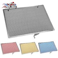 Motorcycle Radiator Guard Grill Grille Cover Protector Plain for 2007 2015 Honda CBR600RR Black/Red/Blue/Gold CBR 600 RR