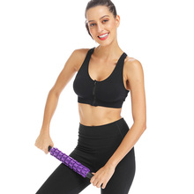 Yoga Massage Roller Stick High Quality 9 Spiky Ponit Leg Back Relax Foam Muscle Relieve Block Fitness Equipment