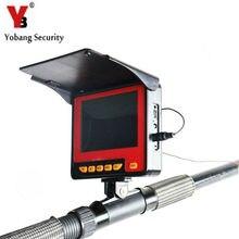 YobangSecurity 4.3inch Monitor 1000tvl Hd Underwater Fishing Camera Fish Finder Video Recorder Camera Dvr Ice Camera