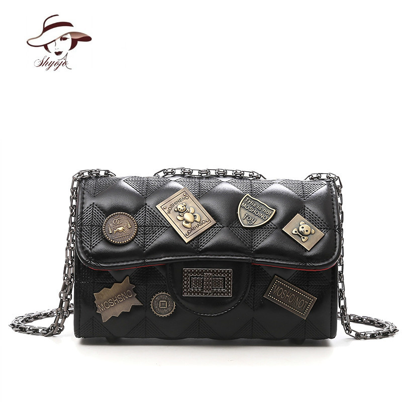 Buy bag with badges and get free shipping on AliExpress.com 123d64e0feced