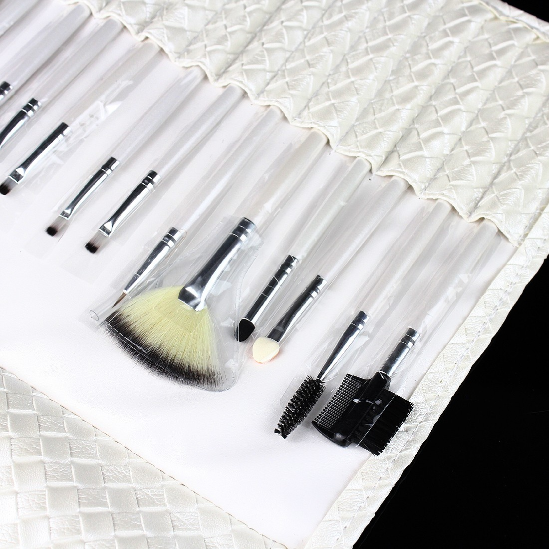 2016 Makeup Brushes Cosmetic Tool Kit Eyeshadow Powder Brush Set+ Case 36 Pcs/set